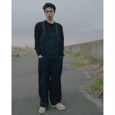 AN118-D DECK OVER PANTS BLACK