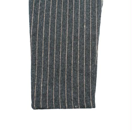 Chef Pants 「Wool mix Stripe」 Gray ver2.0