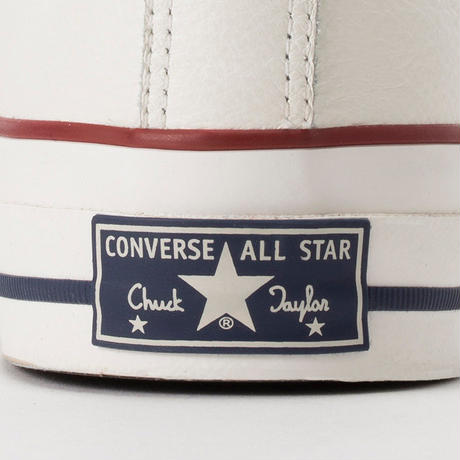 CHUCK TAYLOR®︎ LEATHER OX