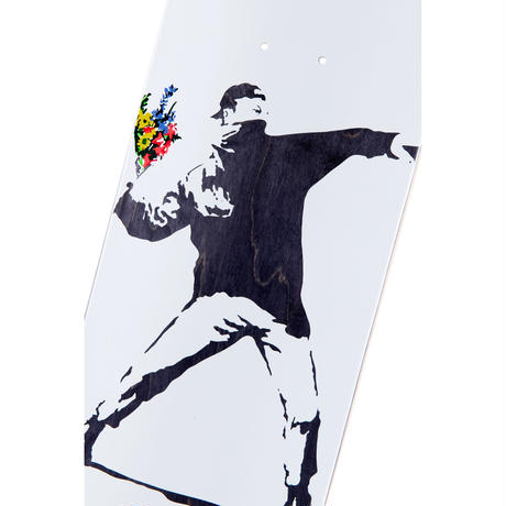 "SKATEBOARD DECK ""FLOWER BOMBER"""