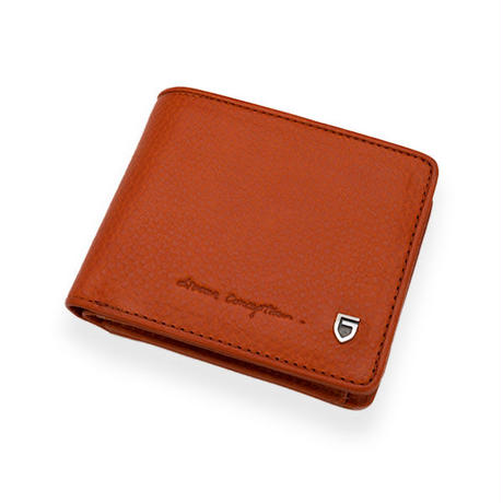 Sign Fold Wallet - ORANGE