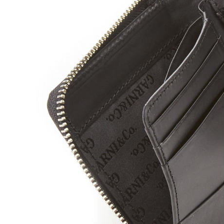 Insection Zip Fold Wallet