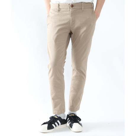 HYBRID-STRETCH WATER REPELLENT CHINO PANTS(TPTF1906)