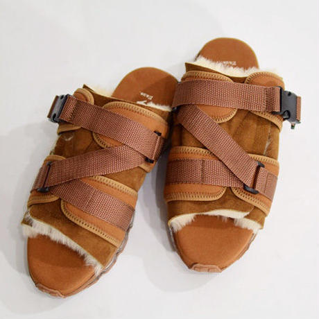 Tomo&Co × NAME. Mouton  Sandals