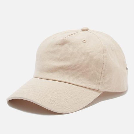 COTTON 5-PANEL HAT