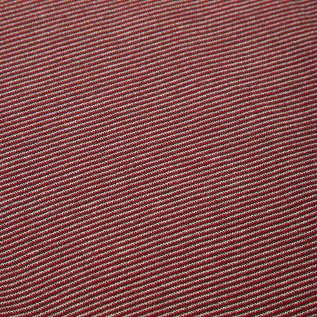 MICRO STRIPE CREW NECK LS SHIRT
