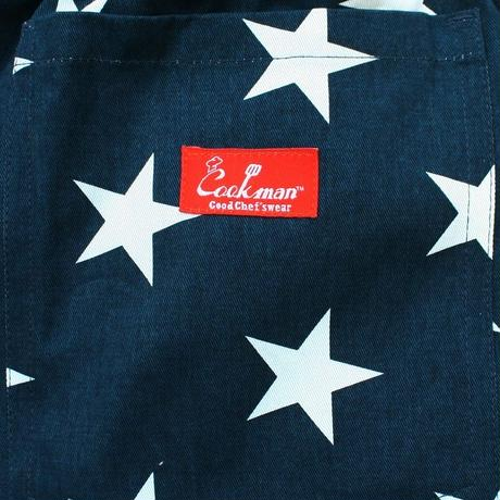 Chef Pants - Star NAVY
