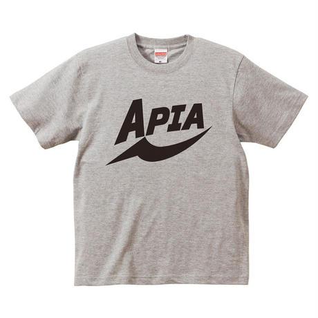 APIA Tシャツ【グレー】