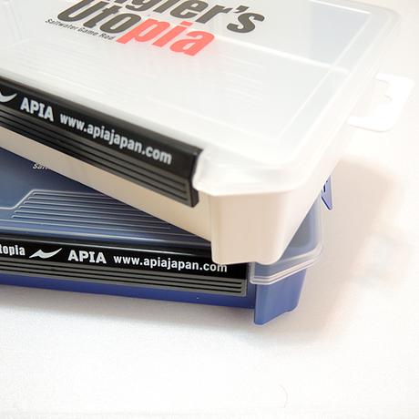 APIA  ルアーBOX深型[ホワイト]