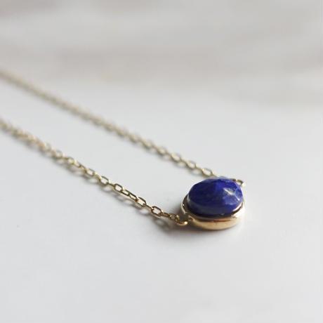 primitive necklace (Lapis Lazuli)