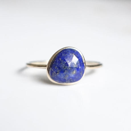 primitive ring (Lapis Lazuli) 9号
