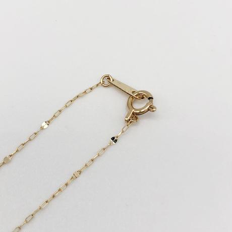 primitive necklace(baroque pearl)