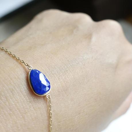 primitive bracelet(Lapis Lazuli)