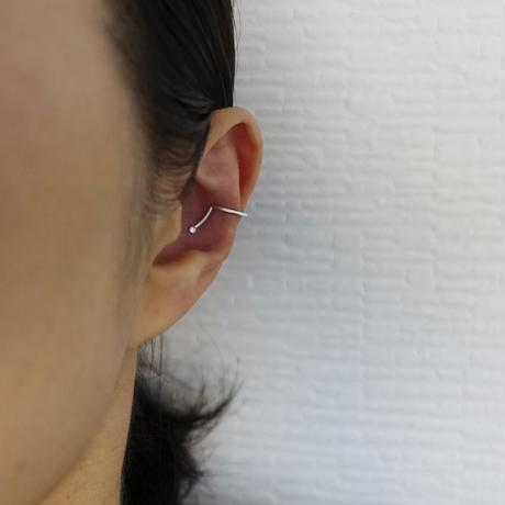 ear cuff diamond
