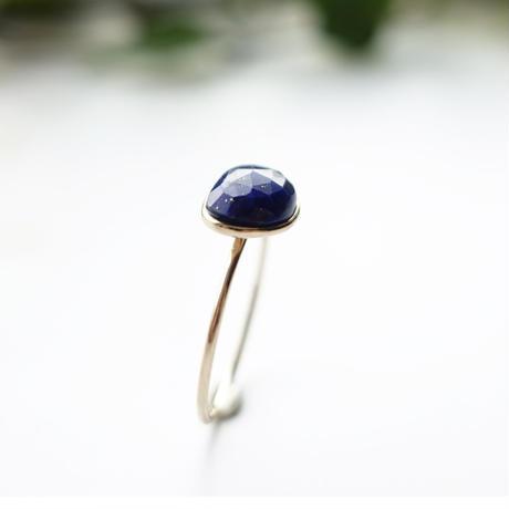 primitive ring (Lapis Lazuli) 11号