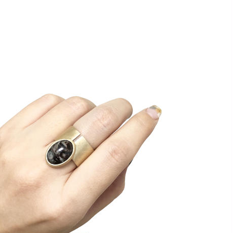 point ring(アストロフィライト)