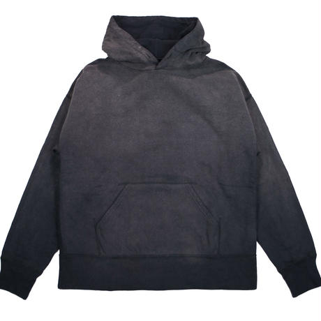 SUNBURN PROCESSING PARKA -BLACK-