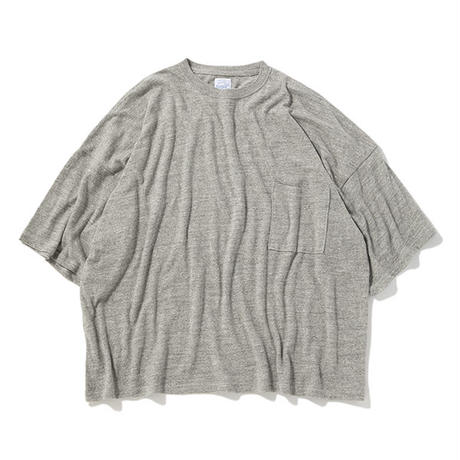 ※12/- JERSEY GIANT TEE  -2 COLORS- R191-0109B