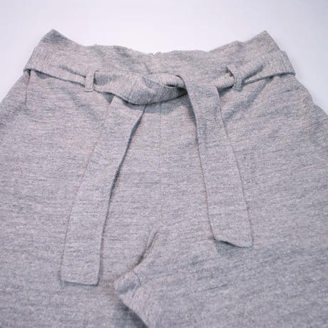 12/- JERSEY EASY PANTS for men -MIX GRAY- H185-0502