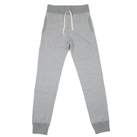 ※LOOPWHEEL SWEAT PANTS -MIX GRAY- R185-0501