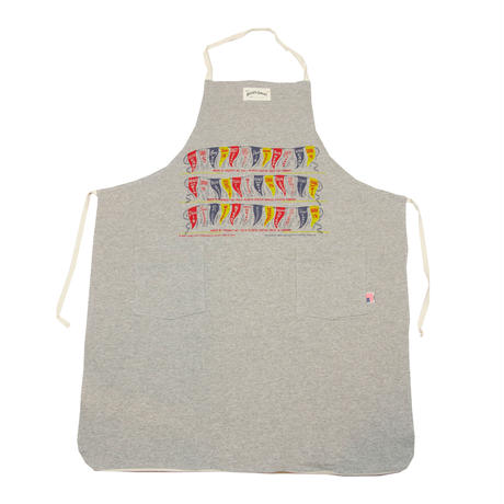 ※GRAPHIC APRON - FLAGS