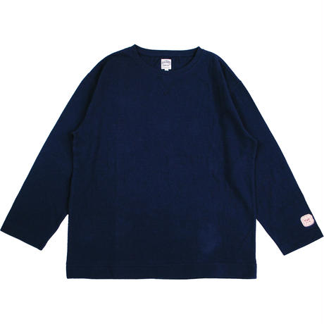 ※12/- JERSEY L/S TEE -3 COLORS- H185-0102