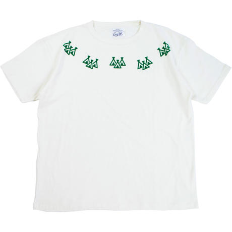 ※CULTURE FLOCKY PRINT S/S TEE  -3 GRAPHIC- R191-0104