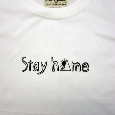Stay Home TEE