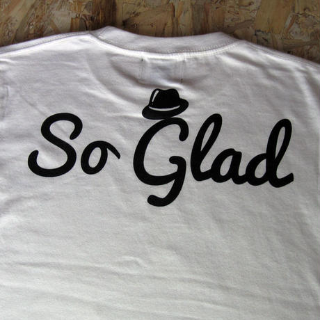 So Glad LOGO TEE