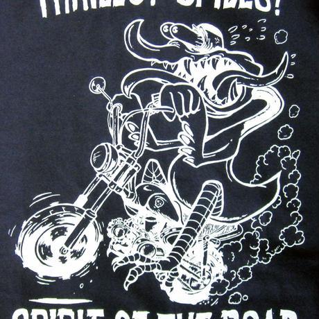 Thrills! Spills! Zip Parka Navy