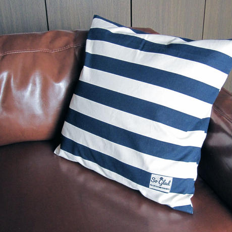 So Glad BORDER CUSHION