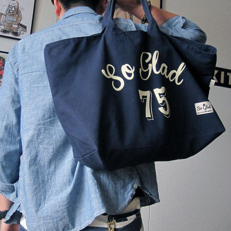 So Glad ZIP TOTEBAG Kahki