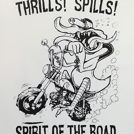 Thrills! Spills! TEE