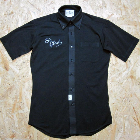So Glad Dry BD S/S Shirt Black