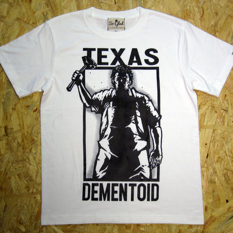 Leather Face TEE