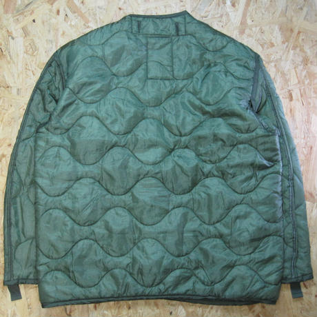 QUILTED MILITARY JACKET