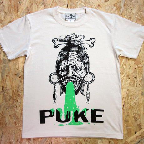 PUKE TEE