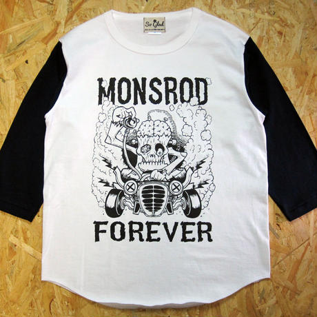 Monsrod Forever BB 3/4S TEE