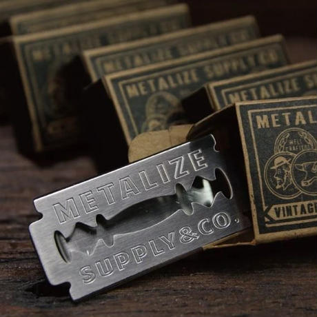 """BLADE"" Vintage Money Clip"