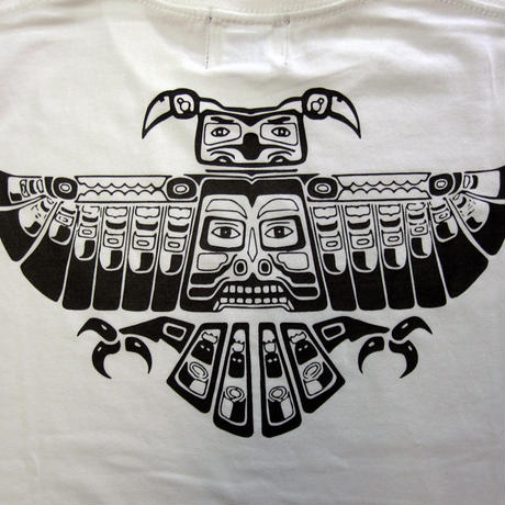 Eagle Falcon Inca Tribal TEE