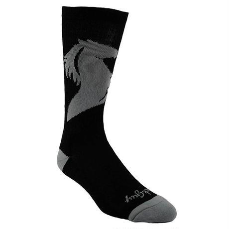 Wool Socks Giddy Up
