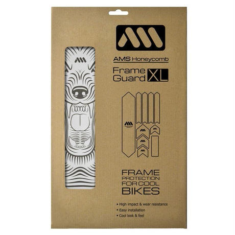 AMS Honeycomb Frame Guard XL. WOLF