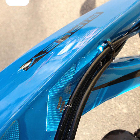 AMS Honeycomb Frame Guard. CLEAR