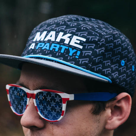 Transition bikes 5Panel Camp Hat