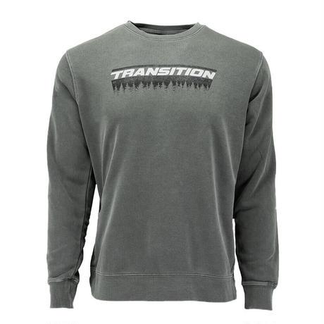 Treeline Crewneck Sweatshirt Gray