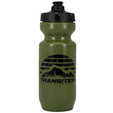 Transition Bikes Purist Bottle Sunset Fade 22oz
