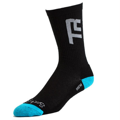 TR LOGO HEAD BADGE WOOL SOCKS
