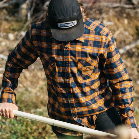 Huckit Flannel