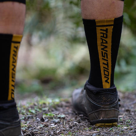 LOAM GOLD WOOL SOCKS