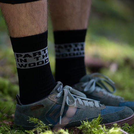 PARTY IN THE WOODS WOOL SOCKS
